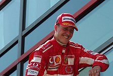 Formel 1 - Schumacher hat den Titel noch nicht abgeschrieben