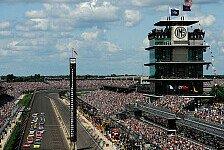 NASCAR - Vorschau: Brickyard 400