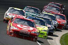 NASCAR - Jimmie Johnson gewinnt in Indianapolis