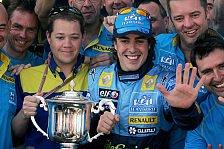 Formel 1 - Pressespiegel: Napoleon Alonso und seine Spielkameraden