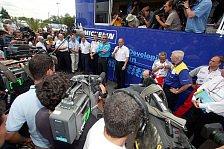 Formel 1 - Frankreich: Am Ende der F1-Welt