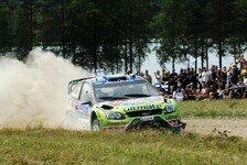 WRC - Rallye Finnland - 3. Tag - Hirvonen mit Hattrick
