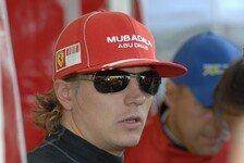 WRC - Citroen bestätigt Räikkönen-Verpflichtung