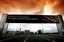 Formel 1 - Die sieben S - Wenn es Nacht wird in Silverstone...