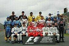 Formel 1 - Silly Season: Coulthard gibt den Startschuss für 2006