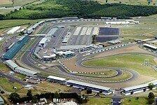 Formel 1 - Großbritannien GP: Die Strecke in Silverstone