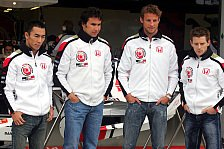 Formel 1 - Button: Ich wünschte F1 wäre olympisch