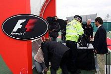 Formel 1 - Silverstone versichert Sicherheitsstandards