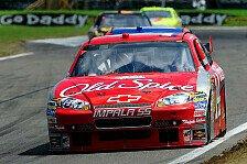 NASCAR - Tony Stewart gewinnt vor Marcos Ambrose