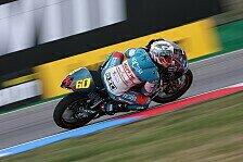 Moto3 - Simon dominiert 1. Estoril-Training
