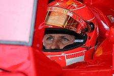 Formel 1 - Es kommen weitere Titelgewinne, sagt Schumacher