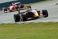 Formel 2 - Aleshin überrascht Konkurrenz