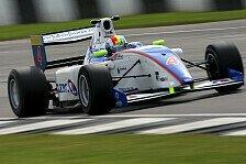 Formel 2 - Jousse gewinnt zweiten Lauf in Donington