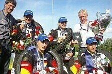 Bikes - Langbahn-WM - Deutschland gewinnt Titel