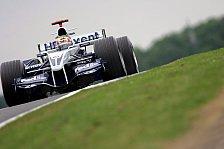 Formel 1 - Williams erneut enttäuschend