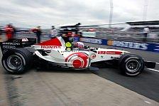 Formel 1 - Gemischter Tag für British American Racing