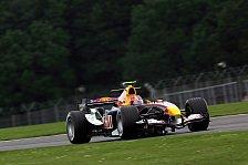 Formel 1 - Ein normaler Freitag für die roten Bullen