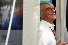 Formel 1 - Bernie möchte mit dem Blödsinn aufräumen