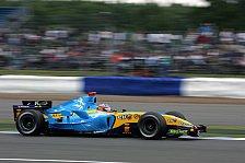 Formel 1 - Alonso schiebt den Druck auf McLaren