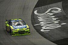 NASCAR - Neunte Bristol-Pole für Mark Martin