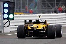 Formel 1 - Viele Probleme bei Jordan