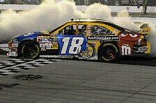 NASCAR - Bilder: Sharpie 500 - 24. Lauf