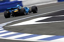 Formel 1 - Ein norm... Freitag für Renault