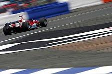 Formel 1 - Bilder: Großbritannien GP - Freitag