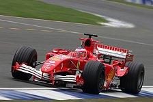 Formel 1 - Ferrari: Barrichello bläst zur Attacke!