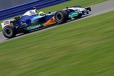 Formel 1 - Keine Punkte für Sauber