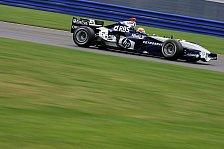 Formel 1 - Auch eine ungewöhnliche Maßnahme half Williams nicht