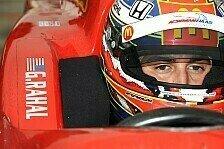IndyCar - Sarah Fisher übergibt Cockpit an Graham Rahal