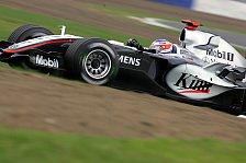 Formel 1 - McLaren baut auf die Strategie