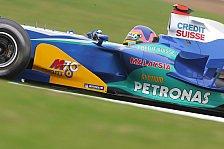 Formel 1 - Sauber vertraut auf die neue Aerodynamik