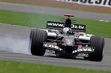 Formel 1 - Enttäuschung bei Minardi