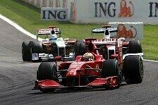 Formel 1: Flop-5 - Fahrer mit Palmer-Format
