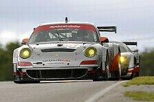 USCC - Starkes Porsche-Aufgebot beim Petit Le Mans