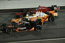 IndyCar - Neuer Name für Andrettis Team