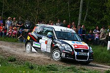 DRM - Rallyeengagement von Suzuki wird eingestellt