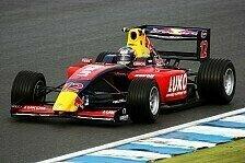 Formel 2 - Wickens auch in Rennen 2 auf Pole