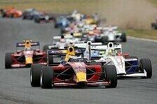 Formel 2 - Aleshin gewinnt zum ersten Mal