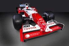 Formel 1 - Bilderserie: Die Geschichte von Toyota Motorsport