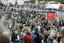 DTM - Bilder: Brands Hatch - Backstage