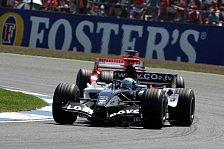 Formel 1 - Friesacher nicht an Freitagscockpit interessiert
