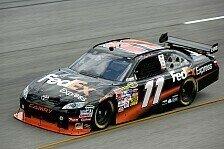 NASCAR - Denny Hamlin gewinnt sein Heimspiel