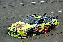 NASCAR - Mark Martin steht zum sechsten Mal auf der Pole