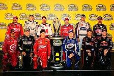 NASCAR - Vorschau: Sylvania 300