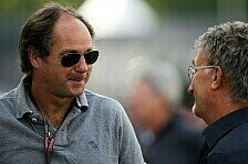 Formel 1 - Berger von Mercedes GP enttäuscht