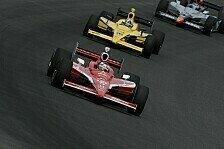 IndyCar - Dixon siegt und übernimmt Führung