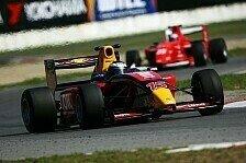 Formel 2 - Soucek holt sich den Heimsieg